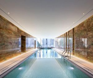 indoor pool, luxe, and mansion image