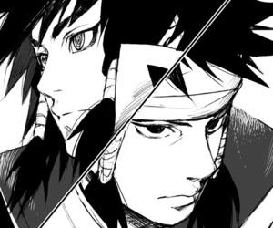 naruto, ashura, and anime image