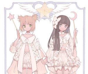 anime, kawaii, and cardcaptor sakura image