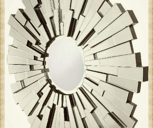 decoration, mirror ideas, and home decoration image