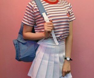 fashion, alternative, and pink image