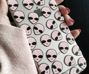 alien, phone case, and accessories image
