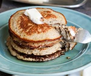 breakfast, food, and pancake image