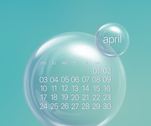 april, it, and months image