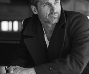 black and white, mcdreamy, and patrick dempsey image