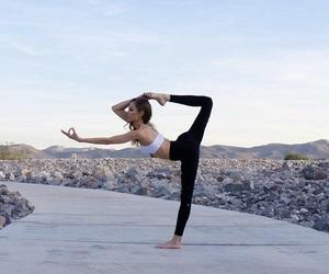 Las Vegas, Nevada, and yoga image