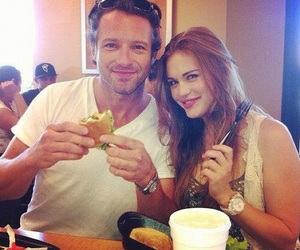 holland roden, teen wolf, and ian bohen image