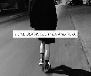 alternative, black, and like image