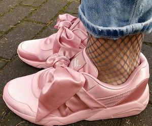 pink and puma image