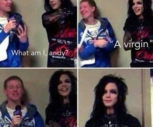 andy biersack, funny, and bryan stars image