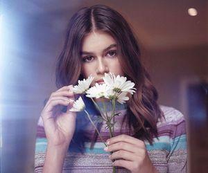 kaia gerber, beautiful, and model image