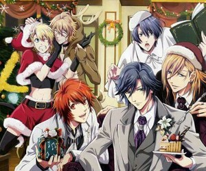 anime, christmas, and uta no prince-sama image