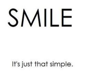 quote, smile, and life image