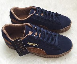 creeper, puma, and sneakers image