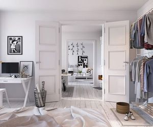 apartment, minimalist, and interior inspo image