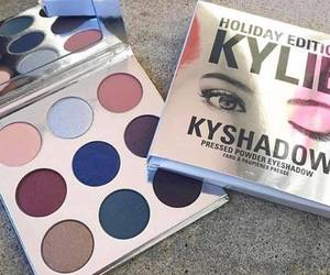 makeup, kylie, and cosmetics image