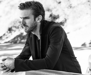 black and white, dan stevens, and photography image