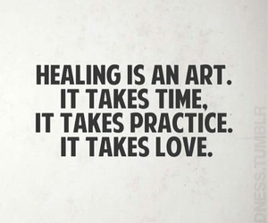 art, healing, and it image