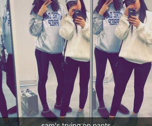 bea, miller, and snapchat image