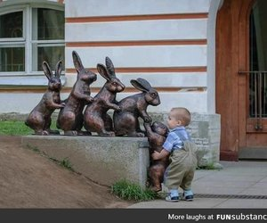 awesome, statue, and funny image