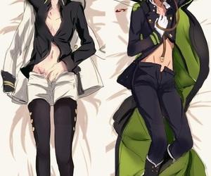 mika, yaoi, and yuu image