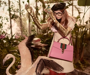 animals, bags, and fashion image