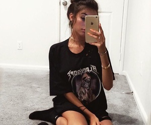 clothes, goals, and grunge image