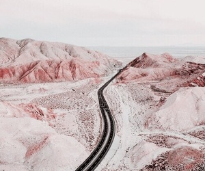 nature, travel, and pink image