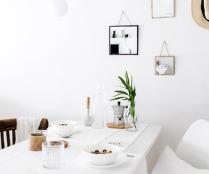 apartment, beautiful, and bright image