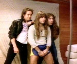 Adrian Smith, Bruce Dickinson, and iron maiden image