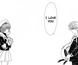 sakura, manga, and anime image