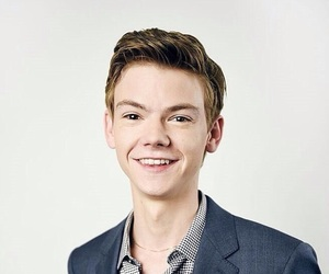 thomas sangster, thomas brodie sangster, and the maze runner image