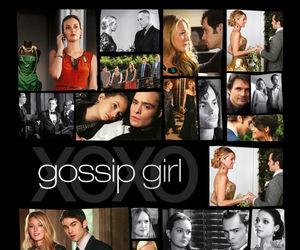 Best, dan humphrey, and gossip girl image