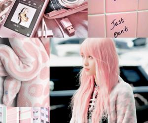 kpop, momo, and pink image