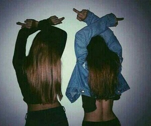 bestfriends and facktheworld image