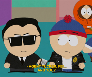 South park and stan marsh image
