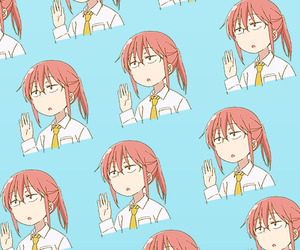anime, kobayashi, and anime wallpapers image
