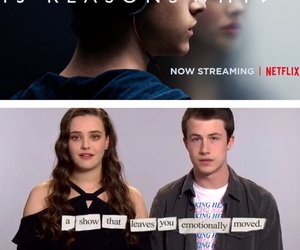 13 reasons why, netflix, and relationship goals image