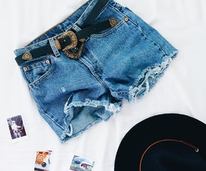 belt, boho, and clothes image