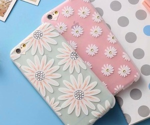 cases, flores, and cute image
