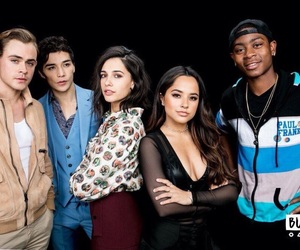 naomi scott, becky g, and rj cyler image