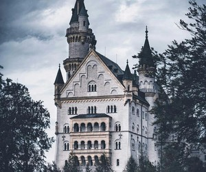 beautiful, castle, and germany image
