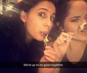 naomi scott and becky g image