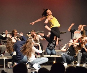 choreography, concert, and dance image