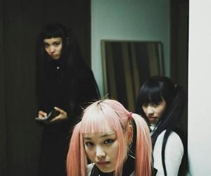 grunge, girls, and japanese image