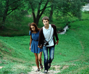 boy, couple, and fashion image
