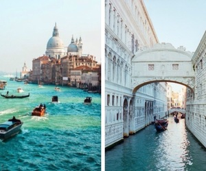 adventure, boat, and europe image