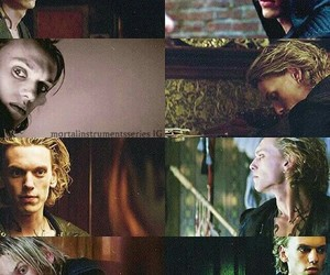 city of bones, the mortal instruments, and jace wayland image