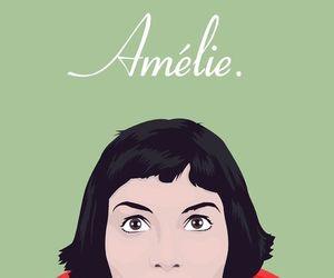 amelie poulain, fanart, and film image