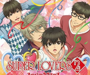 anime, love, and super lovers 2 image